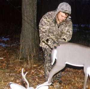 How to Hunt with a Deer Decoy