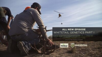 The GameKeepers of Mossy Oak TV | Whitetail Genetics Part I