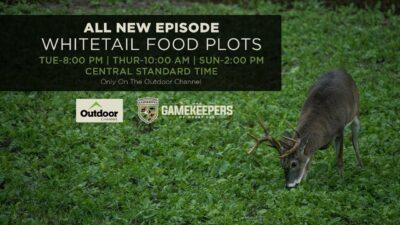 The GameKeepers of Mossy Oak TV | Whitetail Food Plots Teaser