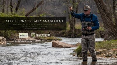 The GameKeepers of Mossy Oak: Southern Stream Management Trailer