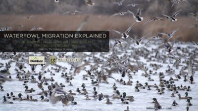 The GameKeepers of Mossy Oak TV: Waterfowl Migration Explained Trailer