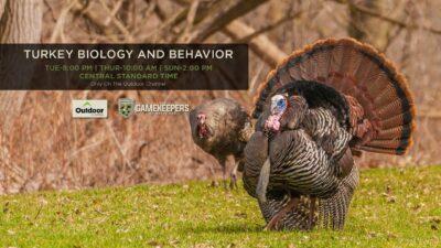 The Gamekeepers of Mossy Oak TV | Turkey Biology and Behavior Trailer
