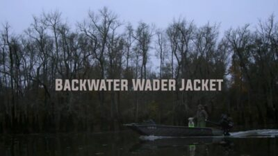 GameKeeper Backwater Wader Jacket
