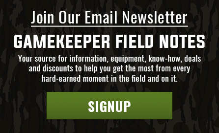gamekeeper newsletter