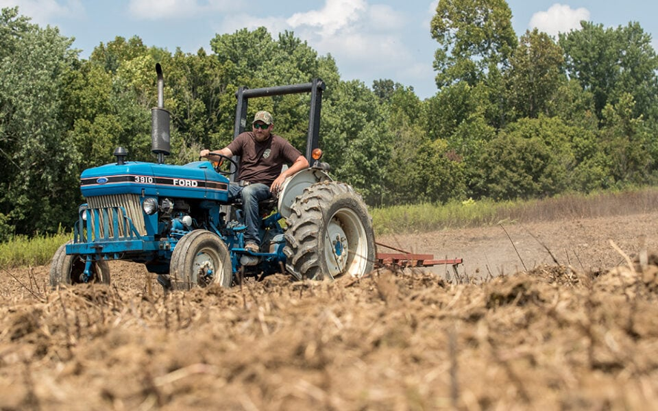 food plot soil conditions