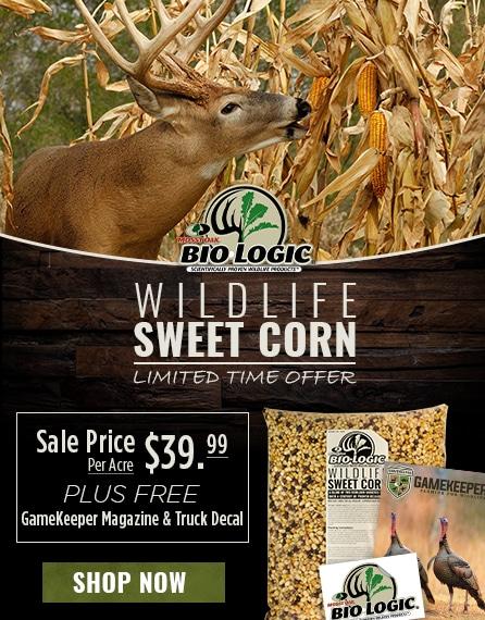 wildlife sweet corn sale