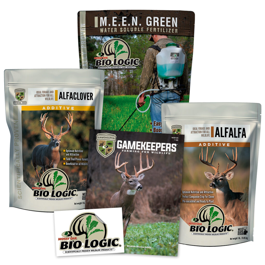 father's day biologic food plot performance package
