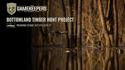 Bottomland Timber Hunt Project | The GameKeepers of Mossy Oak