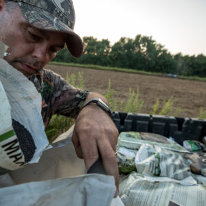 How Planting Rates Affect Food Plots